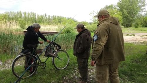 Протягом одного дня було зафіксовано 22 порушення, - Луганський рибоохоронний патруль