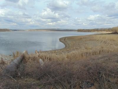 Рибному господарству Луганської області внаслідок часткового зневоднення Райгородського водосховища були завдані збитки більш ніж на 2,5 млн. грн