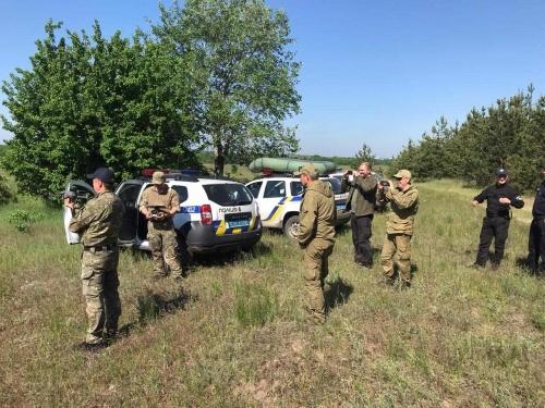 Луганський рибоохоронний патруль здійснив рейд за допомогою «Аеропідтримки»