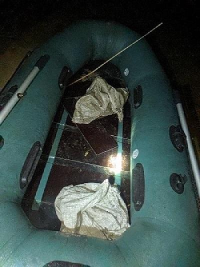 На Білокуракинському водосховищі викрито порушників, - рибоохоронний патруль Луганщини